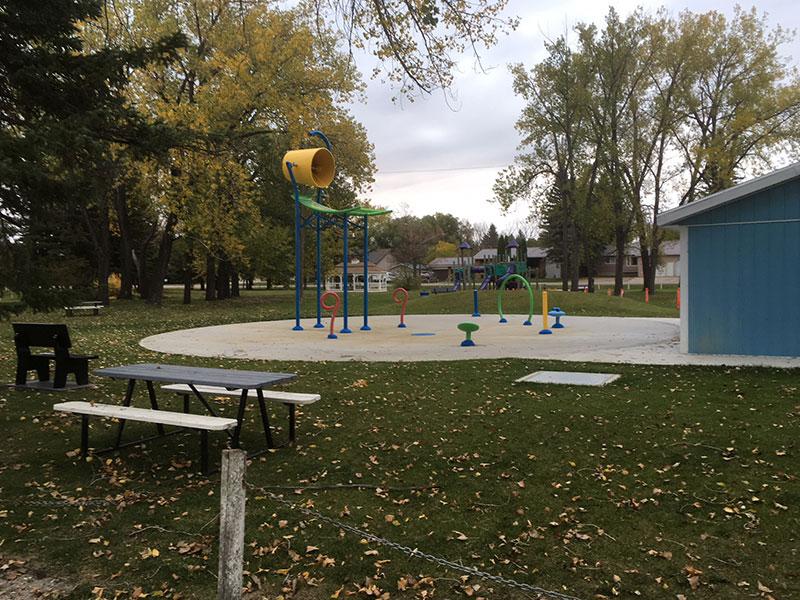 Elkhorn Spray Park