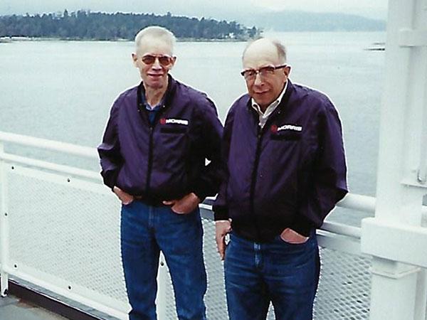 Gilbert & Milburn Soder, Elkhorn and Area Foundation donors